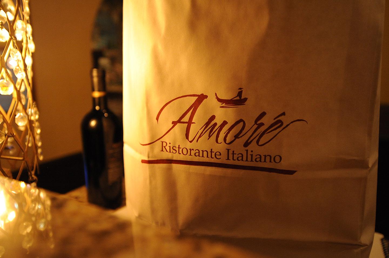 Amore Ristorante Italiano - Home